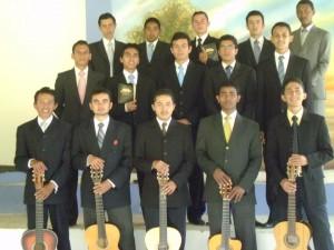 Alumnos de la XII promoción