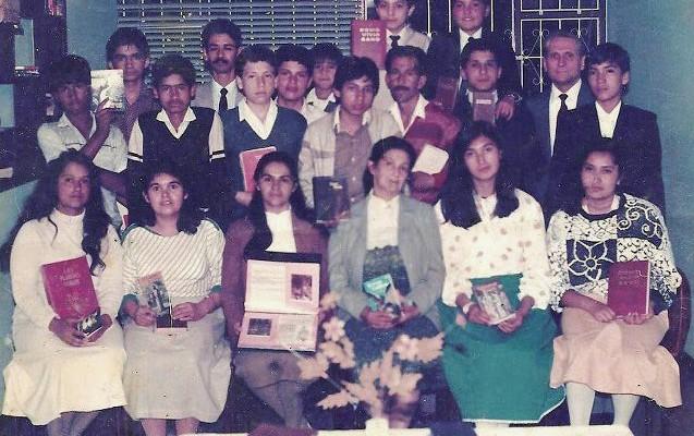 Grupo de Colportores de Bogotá, 1988