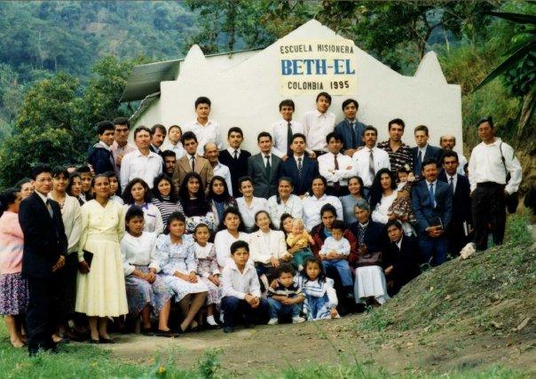Escuela Beth-el 1995